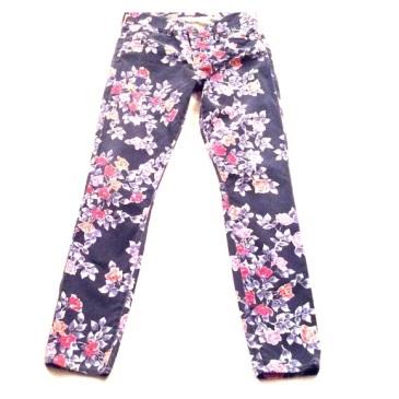 COH floral jeans