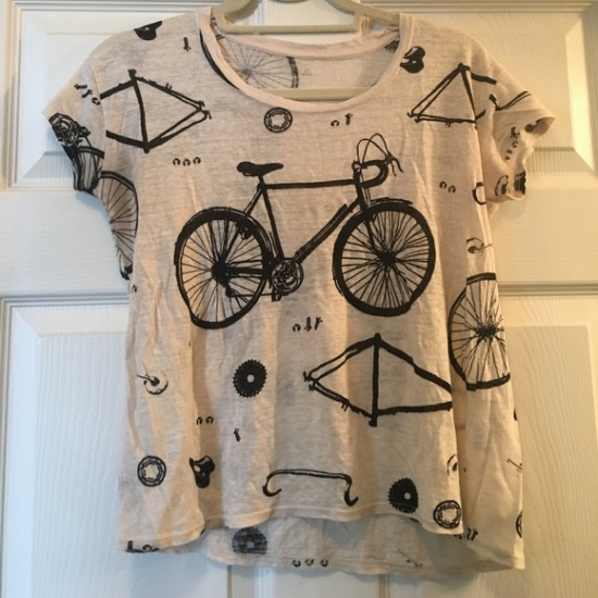 madewell bicycle