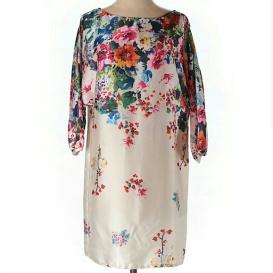 Zara dress I'm wearing