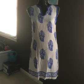 Dress from France